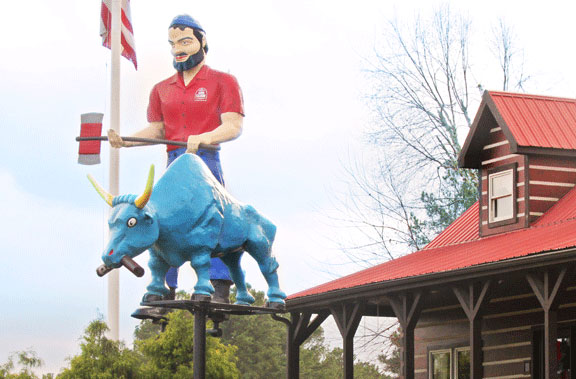 Babe, the Blue Ox