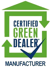 Certified Green Manufacturer