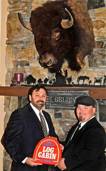 Celebrating at Buffalo Farm