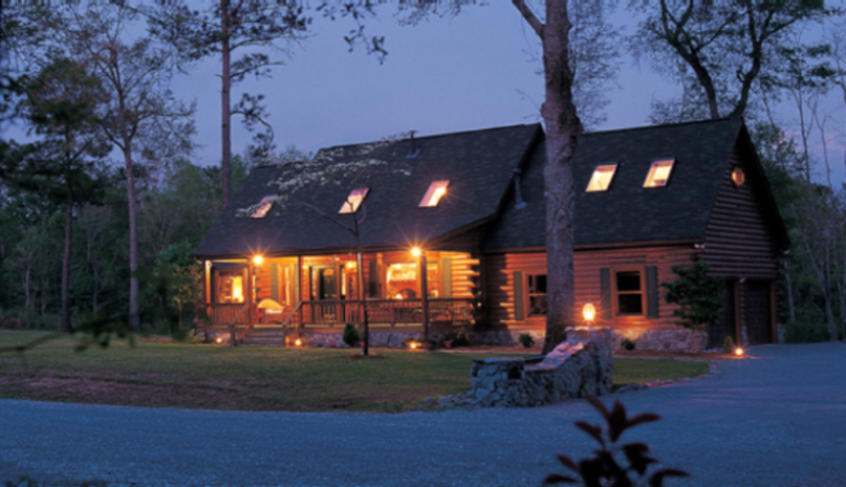Question Answered: How to get an Original Log Cabin Home
