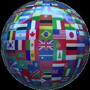 Log Cabin Homes Worldwide Distribution