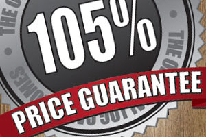 105% Price Guarantee