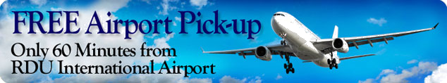 Free Airport Pick-up