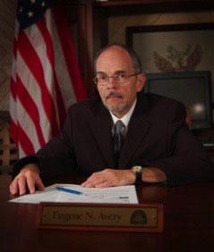 Eugene Avery, Treasurer