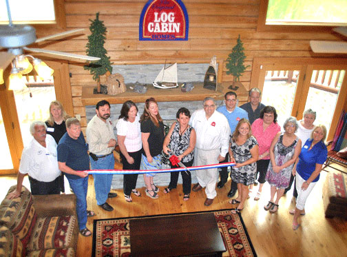 Ribbon Cutting - St. Augustine Corporate Model Sales Center