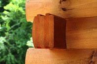 Laminated logs