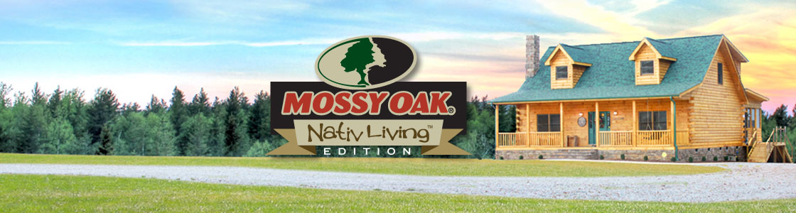 Mossy Oak® Nativ Living™ Edition Materials List