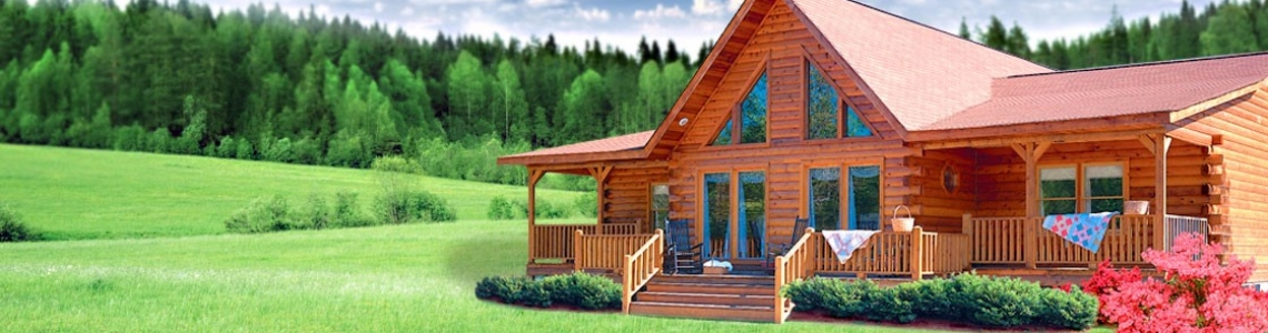 Image gallery log cabin for Cottage builders nc