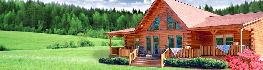 The Original Log Cabin Homes Log Home Kits Construction