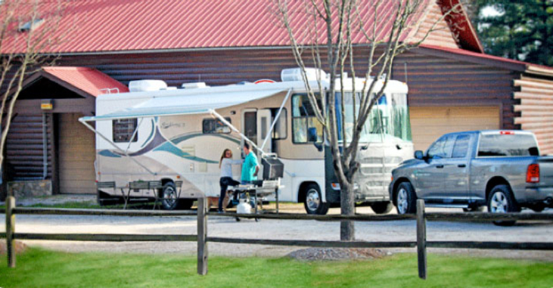 Log Cabin RV Campground