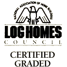 Log Home Council Graded