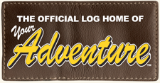 The Official Log Home of Your Adventure!