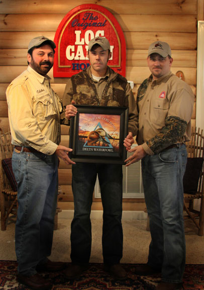 Delta Waterfowl Award