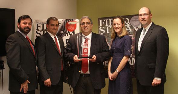 Field & Stream Award