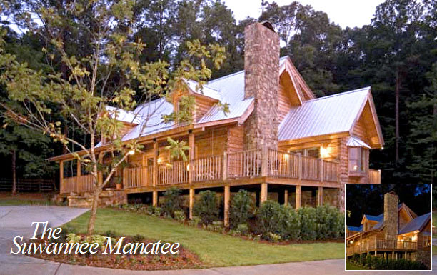 Log cabin homes acquires suwannee river log homes page 2 for Cypress log home prices