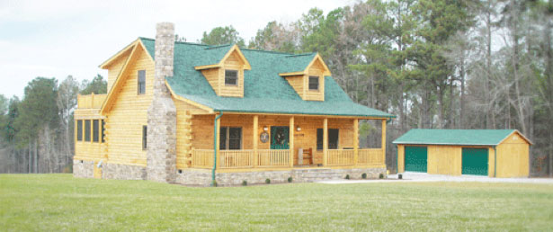 Sunset Lodge quarter front