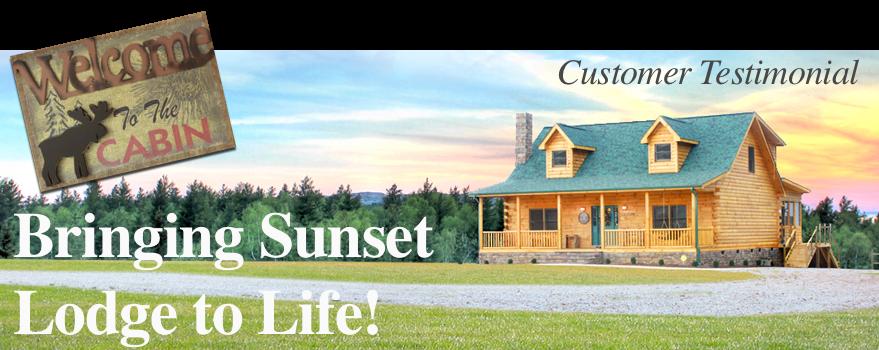 Bringing Sunset Lodge To Life!
