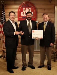 Wells Fargo Award