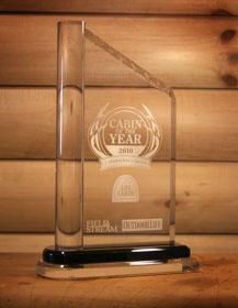 Cabin of the Year Award