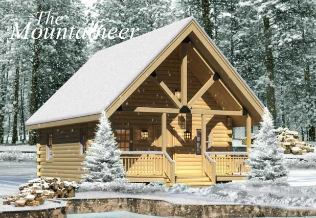 Log Cabin Homes Acquires Kuhns Bros Log Homes Nc Page