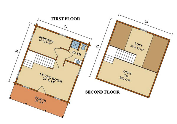 The Mountaineer I Floor Plan