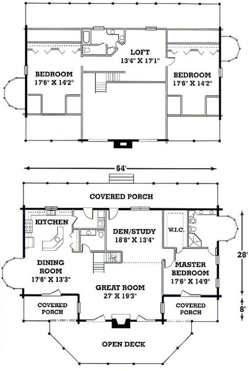 The Suwannee Shenandoah Floor Plans