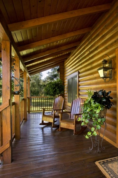 Tiny Home Designs: Log Cabin Homes Acquires Suwannee River Log Homes