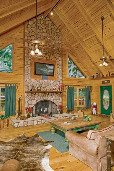 Log Cabin Homes Part 40