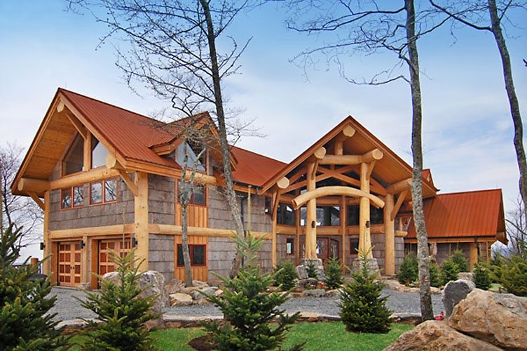 Marvelous Log Cabin Homes