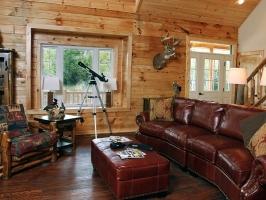 The Silverado - Cabin of the Year