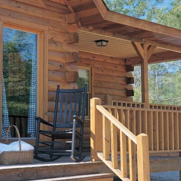 Blueridge III Porch