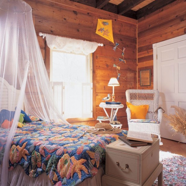 The Homestead Model Bedroom