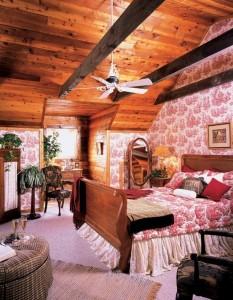 The Homestead Model Bedroom