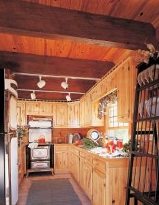 Blueridge III Kitchen