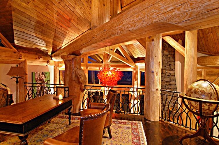 The Original Log Cabin Homes