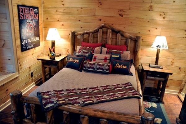 The Silverado - Log Cabin of the Year