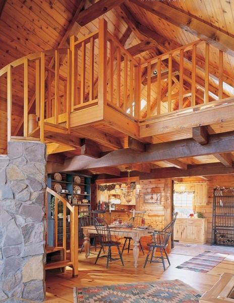 Blueridge III Loft Access