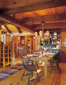 Blueridge III Dining Area