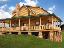 The Silverado - Log Cabin of the Year