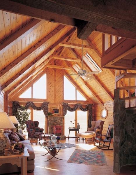 Blueridge III Great Room