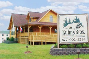 Log Cabin Homes Acquires Kuhns Bros. Log Homes, NC