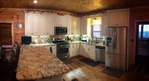 Sunset Lodge Kitchen