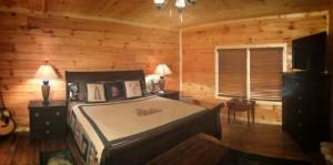 Sunset Lodge Bedroom