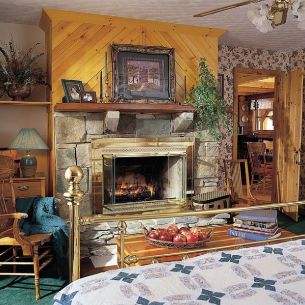 Handcrafted Log Home Tour, Log Cabin Homes