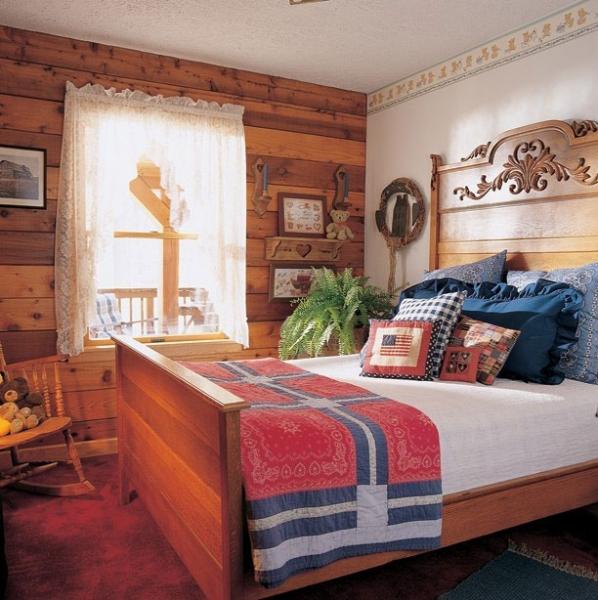 The Richmond Model Bedroom