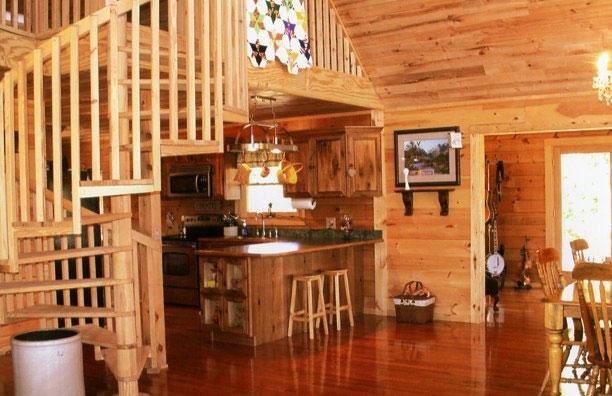 The Walton Kitchen & Stairs