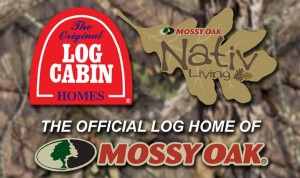 Loc Cabin Homes and Mossy Oak
