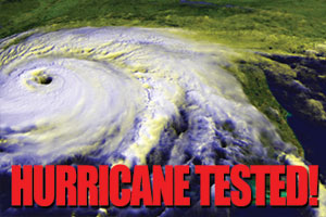 Hurricane Tested
