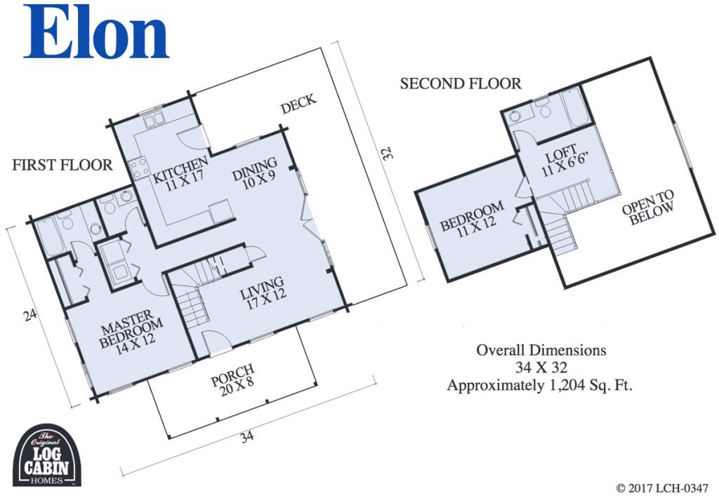 The Elon Floor Plan