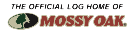 The Official Log Home of Mossy Oak